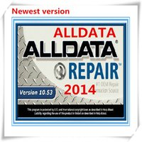 Wholesale Ford Installation - 2017 all data car repair software alldata 10.53 version in 640gb hdd remote installation hot sales