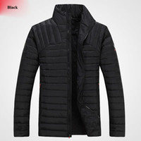 Wholesale Cheap Army Coats - Light warm down coats Men winter outdoor casual down coats soft slim fit shape cheap and quality down factory prices