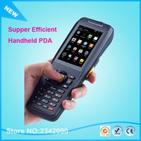 Wholesale Rugged Computers - Wholesale- iData60 android barcode scanner Super Speed 1D Rugged Handheld Computers For Logistics Warehouse Product Facotry Retail plant