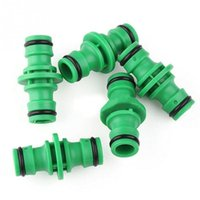 Wholesale hose joiner for sale - Plastic Water Segregator Hose Pipe Connector Accessories Tubing Fittings Watering Plumbing Joiners Routes Hose Connector
