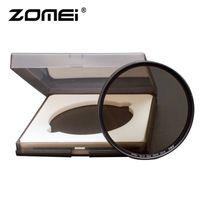 camera cpl filter großhandel-Ultra Slim Zirkular Polarisationsfilter PRO CPL Kamera Objektiv Filter 52/55/58/62/67/72/77 / 82mm für Sony Nikon Canon Pentax