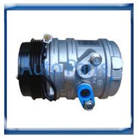 Wholesale Daewoo Kalos - SP10 Car AC Compressor Spark Daewoo Matiz M150 daewoo Kalos 717855 717860 717778 96568208 96568210