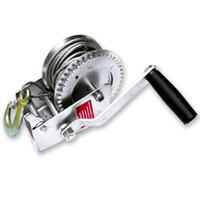 Wholesale Boat Winches - Hand Winch | 1 Ton 2000lb Steel Gear Portable Cable Crank ATV Boat Trailer Tow