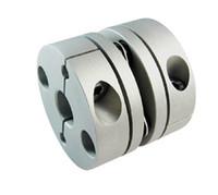 accouplement flexible de moteur pas à pas achat en gros de-Nouveaux raccords flexibles en alliage d'aluminium Accouplement à membrane unique pour les couplages de servomoteurs et de moteurs pas à pas D = 26 L = 26, D1 et D2 de 5 à 12 MM