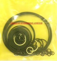 Wholesale Oil Seal Hydraulic - Repair or remanufacturing Kawasaki Hydraulic Oil Pump Piston Pump K3V112DT seal kit