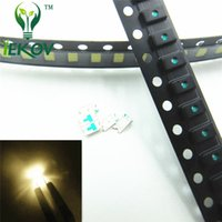 Wholesale Smd Smt Leds - 1000pcs 0603 SMD Warm White led Super Bright SMT LEDS Light Diode 2800-3500K High Quality Chip lamp beads DIY Retail