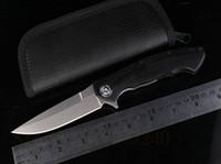 ingrosso coltelli a tasca fatti a mano-Handmade Zero Tolleranza ZT0999 Coltello Pieghevole Tattico Stonewash 9cr18mov G10 Maniglia Ceramica Cuscinetto A Sfere Sopravvivenza Pocket Collezione EDC