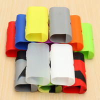 Wholesale subbox mini online - Colorful subbox mini Silicone for subox mini starter kit Protective Case Fit Kangertech E Cigarette Rubber Sleeve Protective Cover