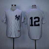 Wholesale Yankees Jersey Jeter - 2016 Men's #2 derek jeter #3 Ruth #7 manlte yankee jersey baseball jerseys throwback White Grey Baseball jersey cheap Authentic shirts