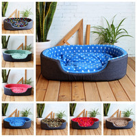 Wholesale House Dog Kennels - New Pet Mat Puppy Dog Mat Dogs Kennels Hot Sales Pet Products House Pet Beds fashion Brand Dog Pad cat House for Animal Care Product