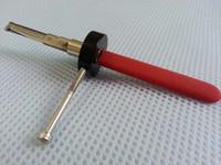 Wholesale tools for opening locked cars - New Stainless Steel HU66 Inner Groove Lock Pick Set w  Red Handle Locksmith Tools Car Opening Tools for VW Volkswagen,Audi,Skoda,Porsche