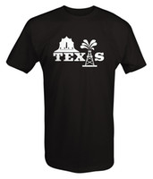 Wholesale Dallas Texas - Texas - Not Texas Oilfield Austin Dallas Oil Longhorn T Shirt Cotton T-Shirt Fashion Free Shipping
