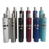 Wholesale E Cigarette Joytech - DHL Free eGo One Starter Kit E Cigarette 1100mAh Joytech eGO One Kit and 2200mAh Ego One XL Kit vs iJust2 Subvod Mega TC Kit Top Quality