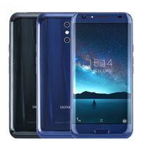 DOOGEE BL5000 5.5 '' FHD Mobile Phone Android 7.0 MTK6750 Octa Core CellPhone 4GB / 64GB 5050mA Chargeur 2A / 12V Double caméra arrière 13MP Smartphone