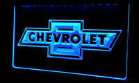 Wholesale chevrolet neon signs - LS064-b CHEVROLET Neon Light Sign