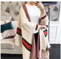 Wholesale Triangle Scarves For Women - 2017 Brand Warm Women Scarf Wrap Luxury Cashmere Blanket Scarf For Women Shawl And Triangle Scarves Warm Wholesale
