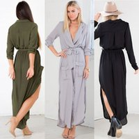 Maxi Dresses black maxi dress with sleeves - Long Sleeve Black Dresses for women dresses with sleeves long Pencil Casual Woman Party Dresses
