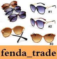 Wholesale Factory Pilots - Promotion M Factory AAA+ quality HOt Sale Sun glasses women Brand designer 6006 Style beach street fashion vintage style 3 colors MOQ=10pcs