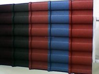 Wholesale Roofing Material Tile - low price building material aluminum zinc stone coated metal roof tile