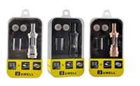 Wholesale tfv4 coils clone - High quality UWELL CROWN Tank clone Temperature control Duall coils 0.2ohm 0.5ohm clone VS Arctic Herakles Zephyrus TFV4 tank