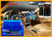 Wholesale Diagnostic Ipad - New Diagmall ELM327 Super MINI WIFI SCANNER Check Engine Light,Read &Clear Diagnostic Trouble Codes For iPhone iPad IOS Android