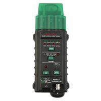 kablo takibi toptan satış-MASTECH MS6813 Ağ Kablosu Telefon Hattı Test Dedektörü Verici RJ45 Izleme Siginal Testi