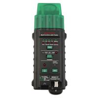 seguimiento de cable al por mayor-Transmisor del detector del probador de la línea telefónica del cable de la red de MASTECH MS6813 RJ45 Siglin del seguimiento de la prueba