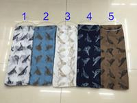 Wholesale Wholesale Bird Print Scarves - Women Spring Bird Pattern Scarf Fashion Women Animal Print Scarves Bird Shawl Wrap 2016 Women Hijab Scarf Wholesale 180*90cm Free Shipping