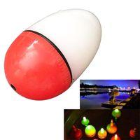 Wholesale Electronic Fishing Floats - Wholesale- Outdoor Night Fishing Electronic Luminous Glow Float Fish Bobber Indicator