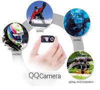 Wholesale Vision Web Camera - QQ6 mini Camera 1080P 720P Mini DV DVR Camera 12MP Full HD Web Cam Camcorder Camcorders IR Night Vision Motion Detector DVR QQ6