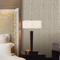 impermeable tira de oro d vinilo pared cubierta de papel pintado moderno pvc rollo geomtrico d