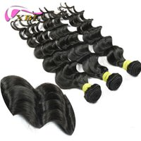 Wholesale Body Sheds Light - New Style Indian Virgin Hair Indian Loose Body Remy Human hair Tangle Free No Shed Healthy And Clean Free Shipping