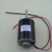 Wholesale High Speed Micro Motors - 12 volt 3500 rpm 24 volt 7000 rpm dc motors,15w 20w Micro high speed dc electric motor,Marshmallow motor,Free Shipping J141002