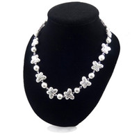 Argent Papillon Neckalce High End Bijoux de marché Collier Femme Chain Collar Bijoux Chocker 925 Sterling Silver Ladies