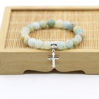 Wholesale Gemstone Bracelet 8mm - New design Women Men Bracelet Fashion design Natural Gemstone Stretch Bracelet Men Bracelet 8mm beads bracelets