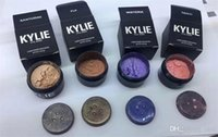 Wholesale Glowing Skin - New Arrival Kylie Jenner Cosmetics Kylie fall collectionUltra Glow Loose Powder Highlighter FIJI  SANTORINI  TAHITI  WISTERIA 4 Colors