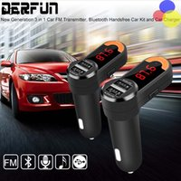 Bluetooth Car Kit Marken Kaufen -Brand New Bluetooth Wireless Dual USB Car Charger 3.1A Hands-free-MP3-Player FM-Transmitter-Kit