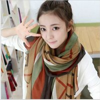 Wholesale Bali Yarn - Major Suit Style Lady Scarf Fashionistas Bali Yarn Geometric Pattern Long Floral Scarf Pashmina Shawl Winter And Autumn Gifts C0881