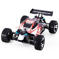 Wholesale Toy Car Wheel Rubber - Wltoys 2.4G Radio Remote Control RC Car Kid Toy Model Scale 1:18 New Shockproof Rubber wheels Buggy Highspeed Off-Road +NB