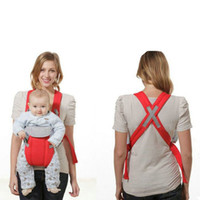 Wholesale Horizontal Baby Carrier - Acitonclub hot sell comfort baby carriers infant sling Good Baby Toddler Newborn cradle pouch ring sling carrier winding stretch