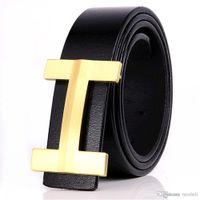 Wholesale Girls Strap Jeans - 2017 Luxury Brand famous Designer Belts Men High Quality Male genuine leather Business Casual belt men ermes Buckle Strap for Jeans ceint