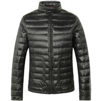 Wholesale Plus Red Jacket - M116 spring autumn luxury brand mon jacket anorak thin men jacket Warm Plus Size Man Down and parka jacket
