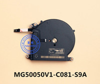 Wholesale apple processors for sale - Group buy New Original for apple AIR A1370 A1465 MC503 MC504 MC968 MD233 Laptop cooling fan MG50050V1 C081 S9A