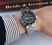 Wholesale Commercial Color - 16233 New fashion fashion men's luxury brand automatic watch commercial quartz clock submarine watch