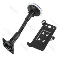 Wholesale Windshield Mount For Galaxy S3 - Wholesale-E93 2016 newest Car Windshield Mount Holder Stand Cradle For Samsung Galaxy S3 SIII i9300 Blackfree shipping
