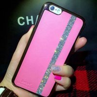 isecret diamant echte krähe haut bling bling swarovski element kristall handy case für iphone6 ​​/ 6 s / 6 plus luxus fasion