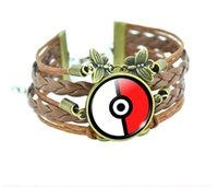 Wholesale Diy Jewellery Christmas Charms - poke round time gem DIY multilayer woven bracelet 2016 new style bracelet girls Valentine's Day Christmas gifts Jewellery E300
