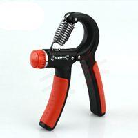 muñecas rojas de poder al por mayor-LifeStyle Hand Gripper - Best Hand Exerciser Grip Strengthener Rango de resistencia ajustable 10 a 40 lb para aumentar el dedo de la muñeca