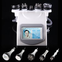 Wholesale Cheap Face Lifts - Cheap Ultrasound Cavitation Body Contouring Radio Frequency RF Skin Face Lifting Beauty Machine