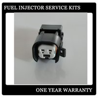 Wholesale Ev6 Injector - Good quality EV1 To EV6 USCAR Injector connector plug Adapter Kits